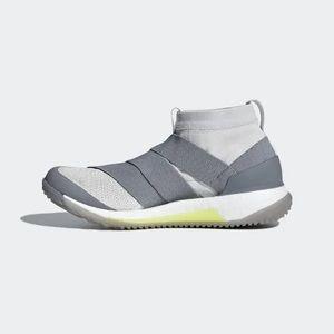 NWOT adidas Pureboost X TR 3.0 LL Grey